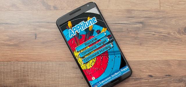 Íjászat: mobil applikációk
